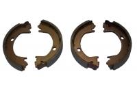 00000864 – Rear Parking Brake Shoe & Lining